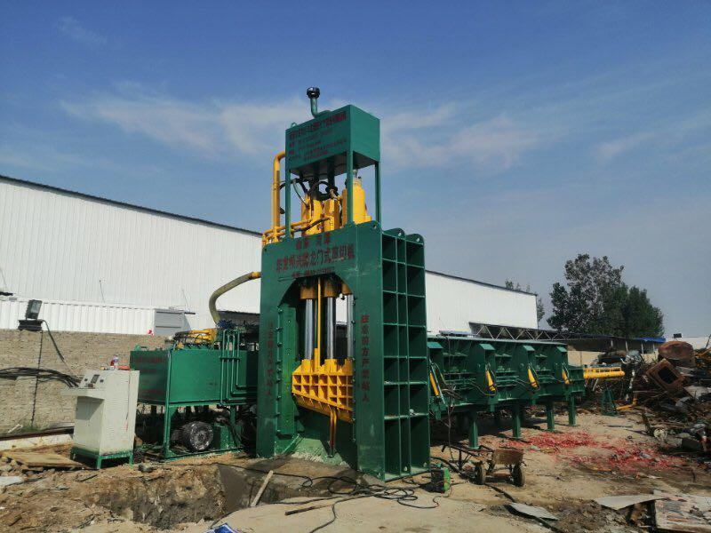 400吨龙门剪切机
